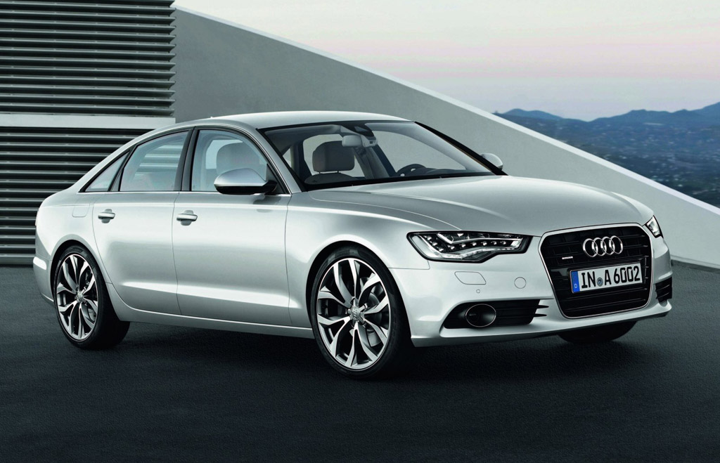 2012 Audi A6: First Look