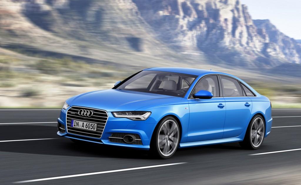2016 Audi A6 (European spec)