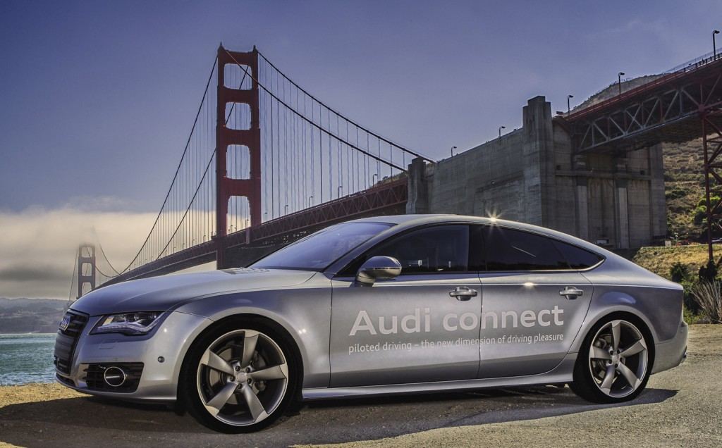 California to allow human-less self-driving car testing