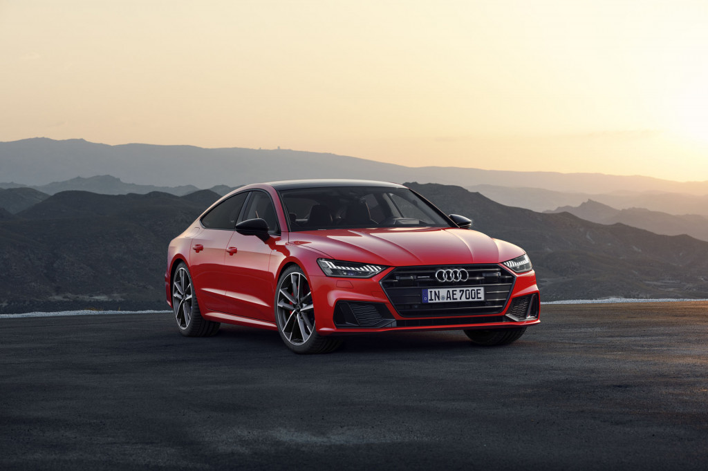 Audi introduces A7 Sportback 55 TFSI e quattro plug-in hybrid