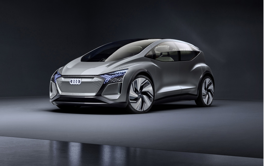 Audi AI:ME concept is an A2 from the future