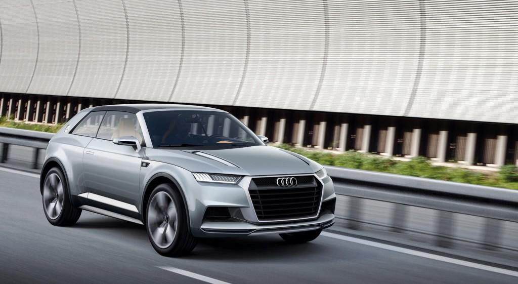 Paris Auto Show, Audi Crosslane Concept, Nissan Leaf: Car News Headlines