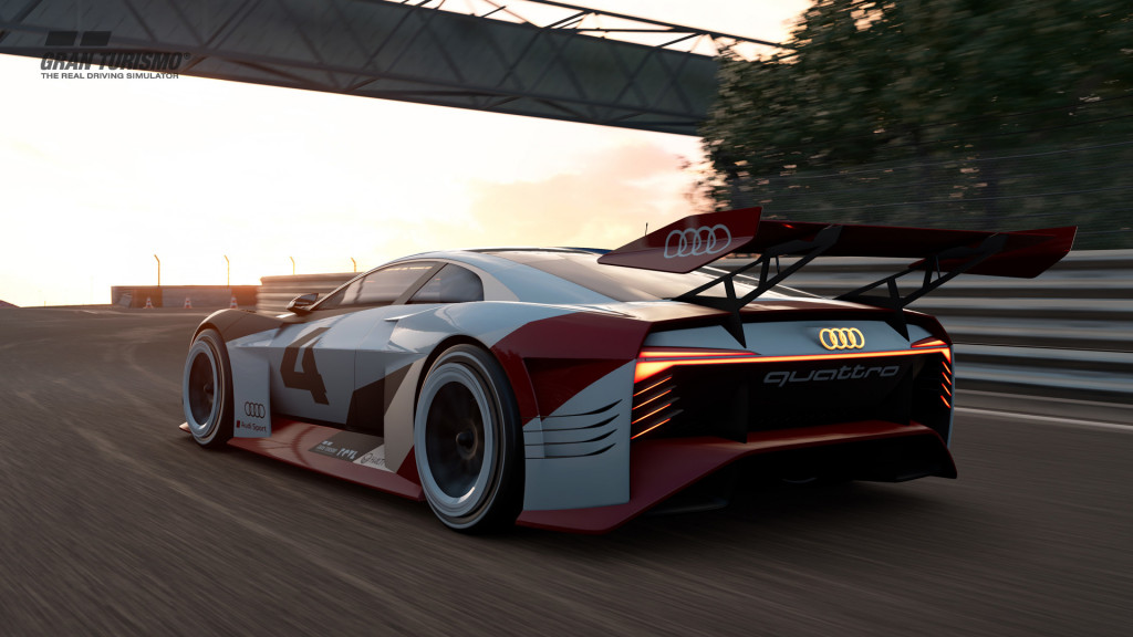 Audi's PlayStation concept to be turned into reality
