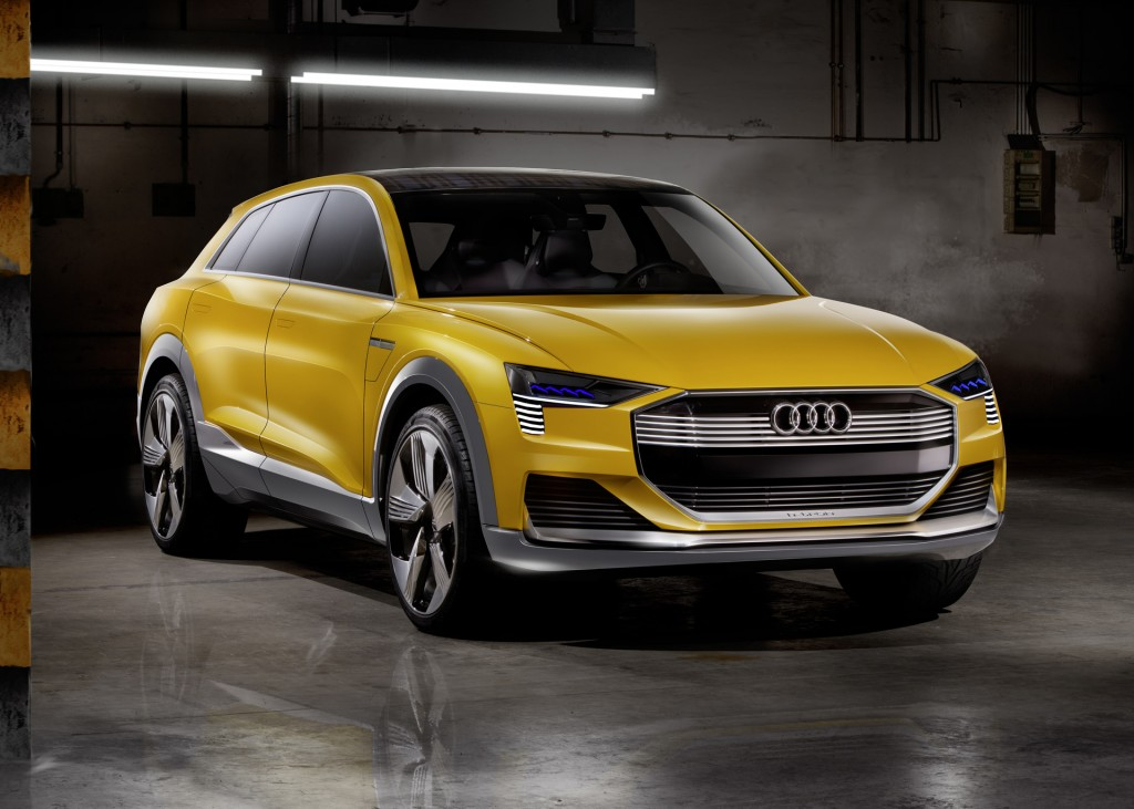 Audi not giving up on fuel cells, new prototype coming this year