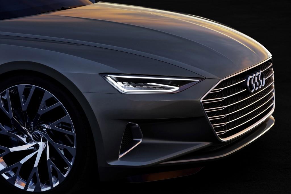 Audi Prologue concept, 2014 Los Angeles Auto Show