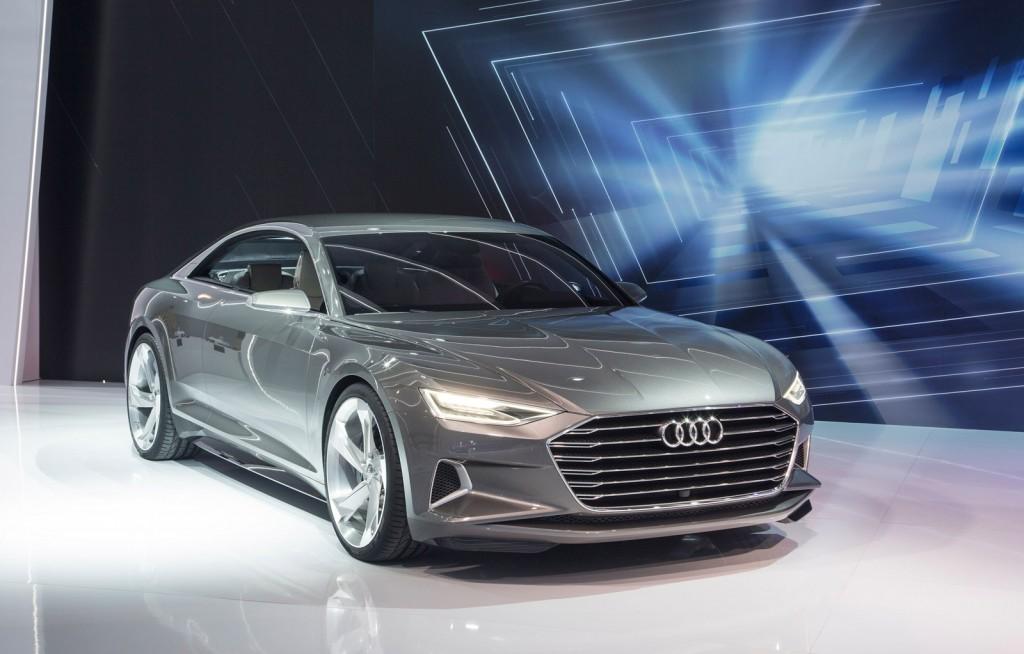 Autonomous Prologue Concept Headlines Audi Tech Showcase At CES - Audi piloted driving