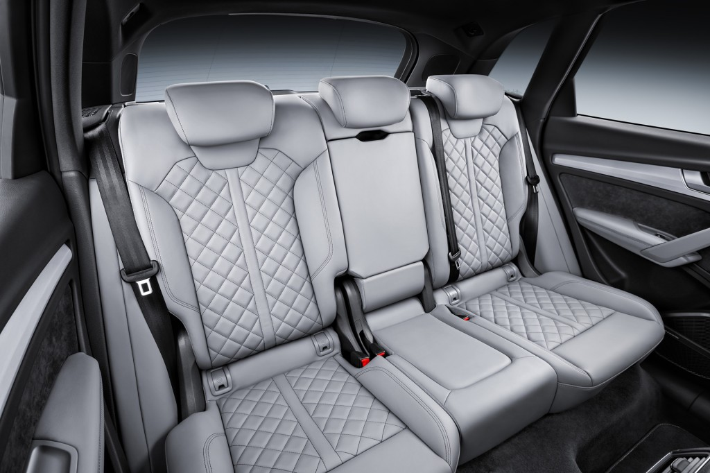 Q5L is Audi's first long-wheelbase SUV