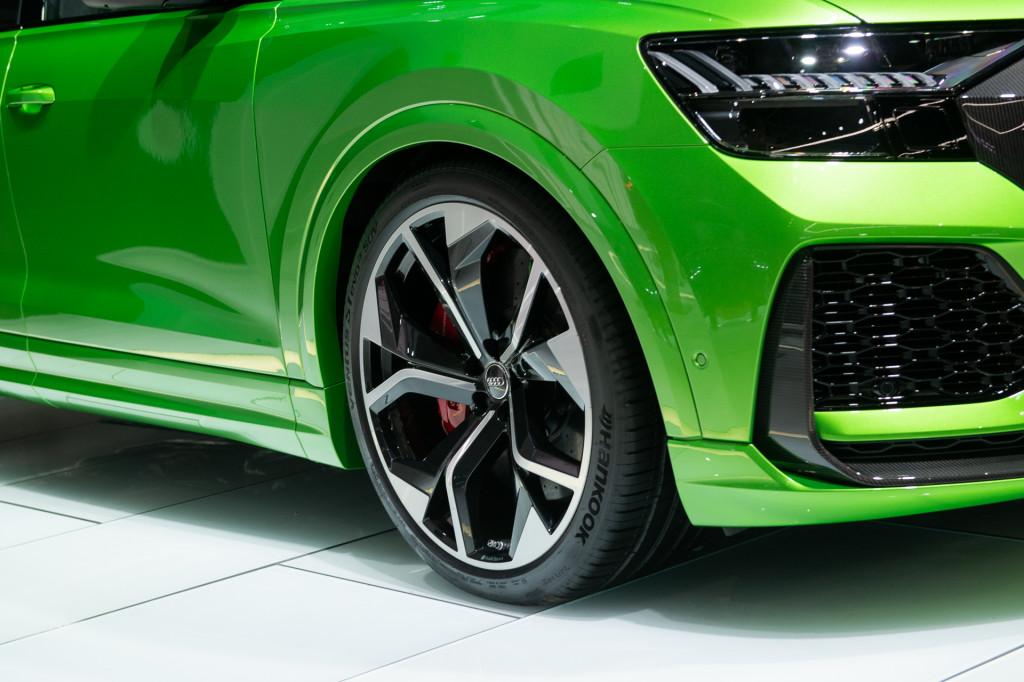 Audi design boss: We've reached peak wheel size