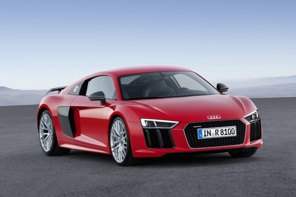 2017 Audi R8, 2016 Volvo XC90, Shelby Daytona Coupe: What's New @ The Car Connection
