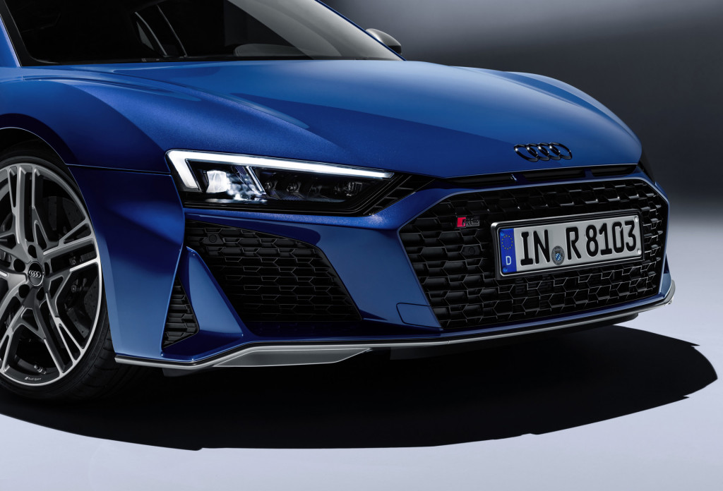 Audi R8 replacement expected to be 650-hp electric e-Tron GTR