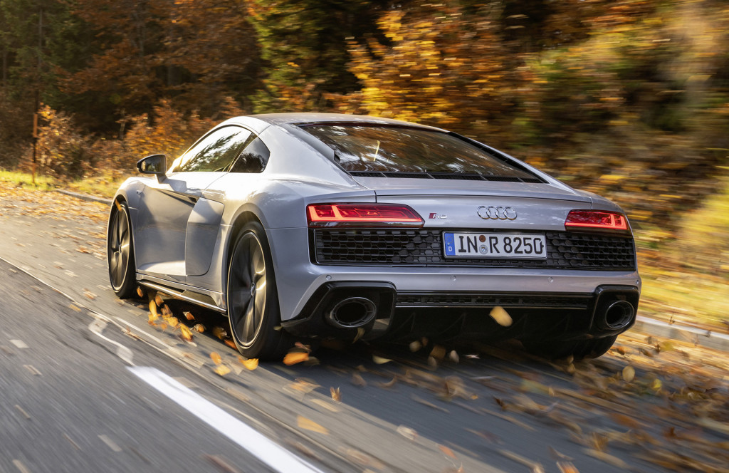 Audi may bring its rear-wheel-drive R8 to the US as a 2021 ...