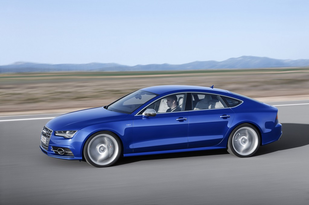 2016 Audi S6 / S7 first drive review