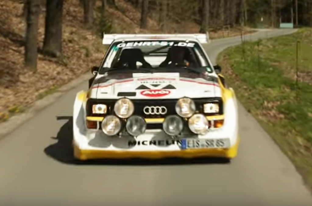 audi sport quattro s1 e2 replica is a testament to the. Black Bedroom Furniture Sets. Home Design Ideas