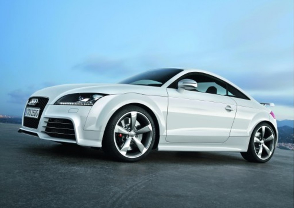 Today in Social Car News: Audi Makes Good on TT-RS, Ken Block Releases Gymkhana Three
