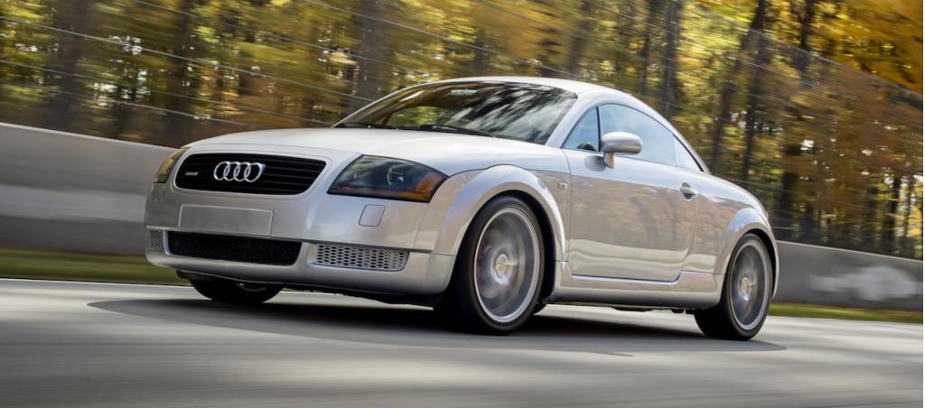 2000–06 Audi TT Quattro coupe - Hagerty Media