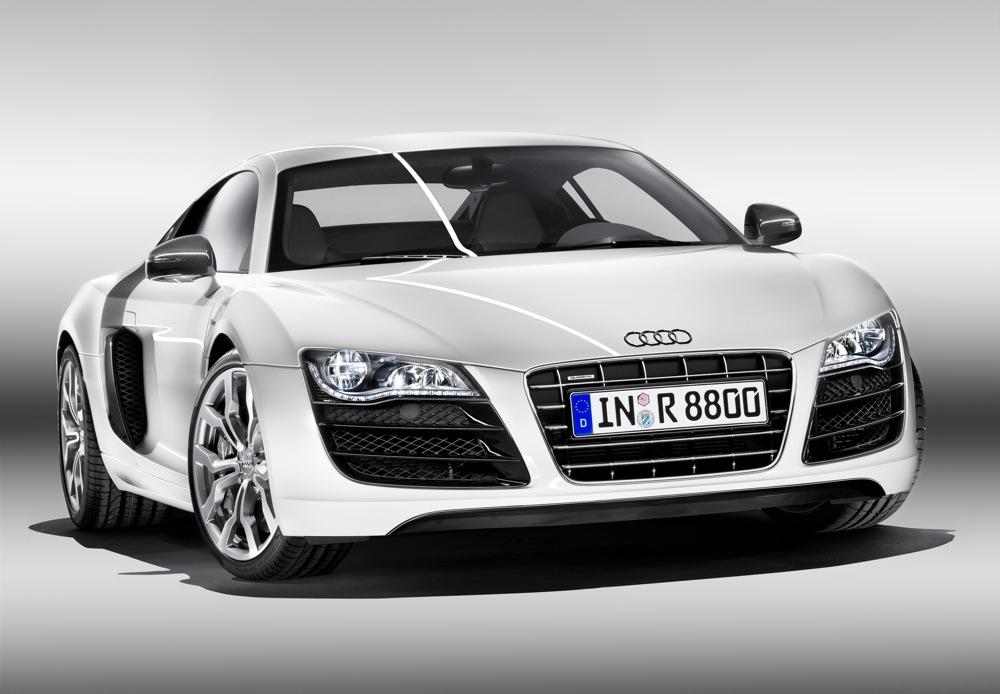 2009 Audi R8 V-10