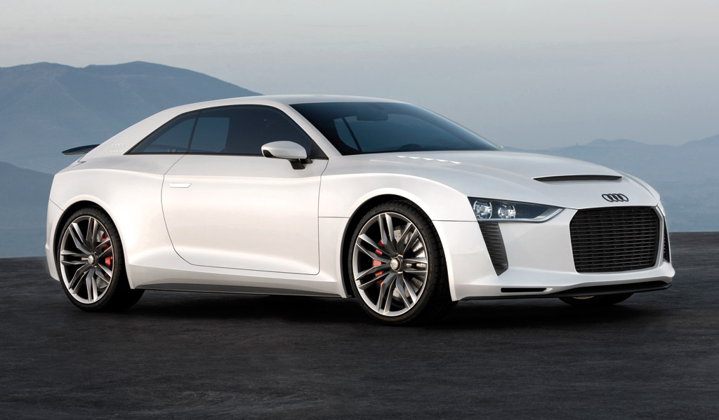 Nissan Los Angeles >> New Audi mid-engine sports car to slot in below R8?