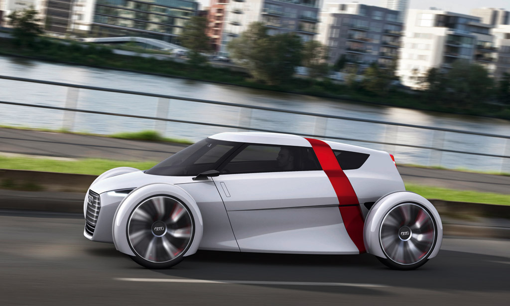Audi promises fully self-driving car by 2021