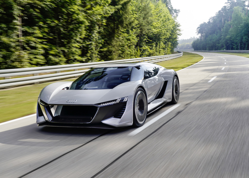 Audi Sport boss thinks gas-powered sports cars will disappear from public roads