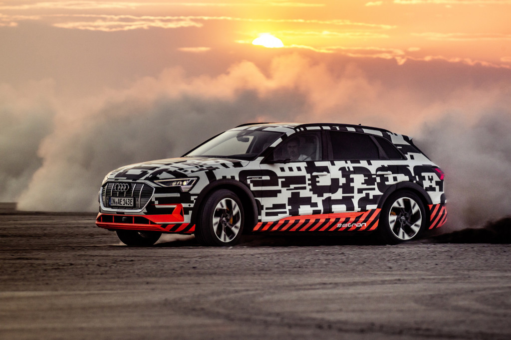 2019 Audi e-tron prototype first drive review: An SUV that happens to be electric