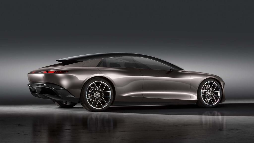 Audi Grandsphere concept - 2021 Munich Auto Show