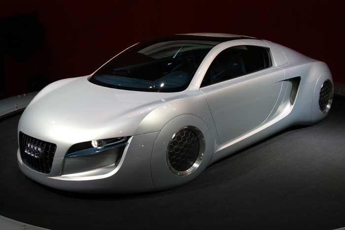 Audi RSQ, 2004 New York Auto Show