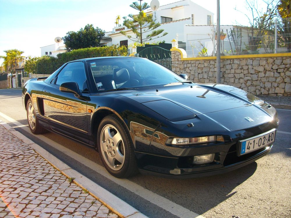 Ayrton Senna Owned Acura Nsx Up For Sale