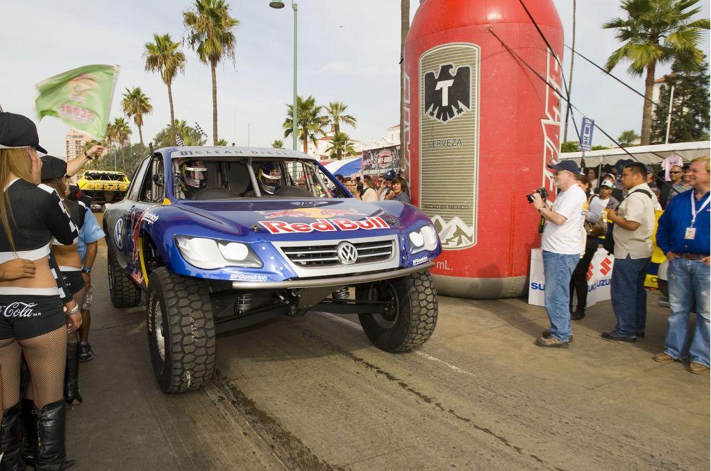 Baja Race Touareg TDI - Baja 1000