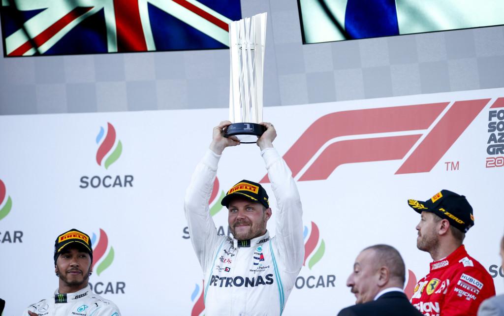 2019 Formula 1 Azerbaijan Grand Prix
