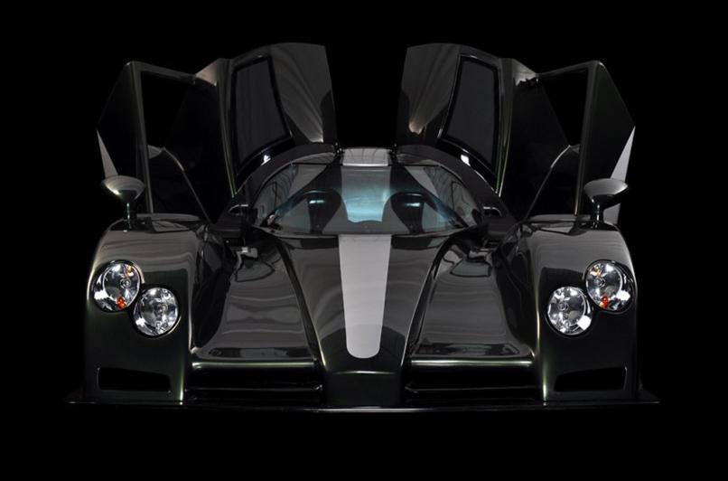 Barnard supercar