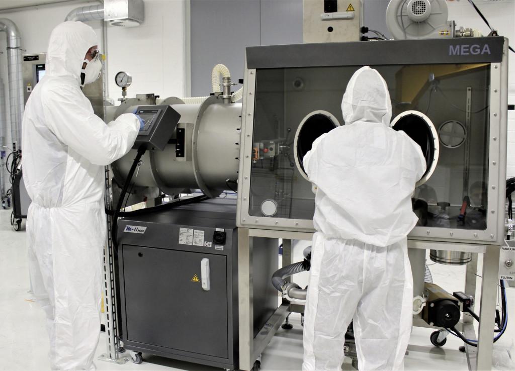 VW Group opens site for next-gen battery cell development