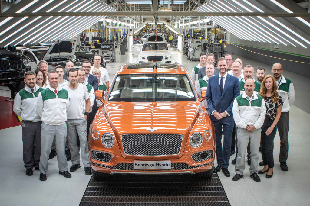 2020 Bentley Bentayga Hybrid priced from $160,000