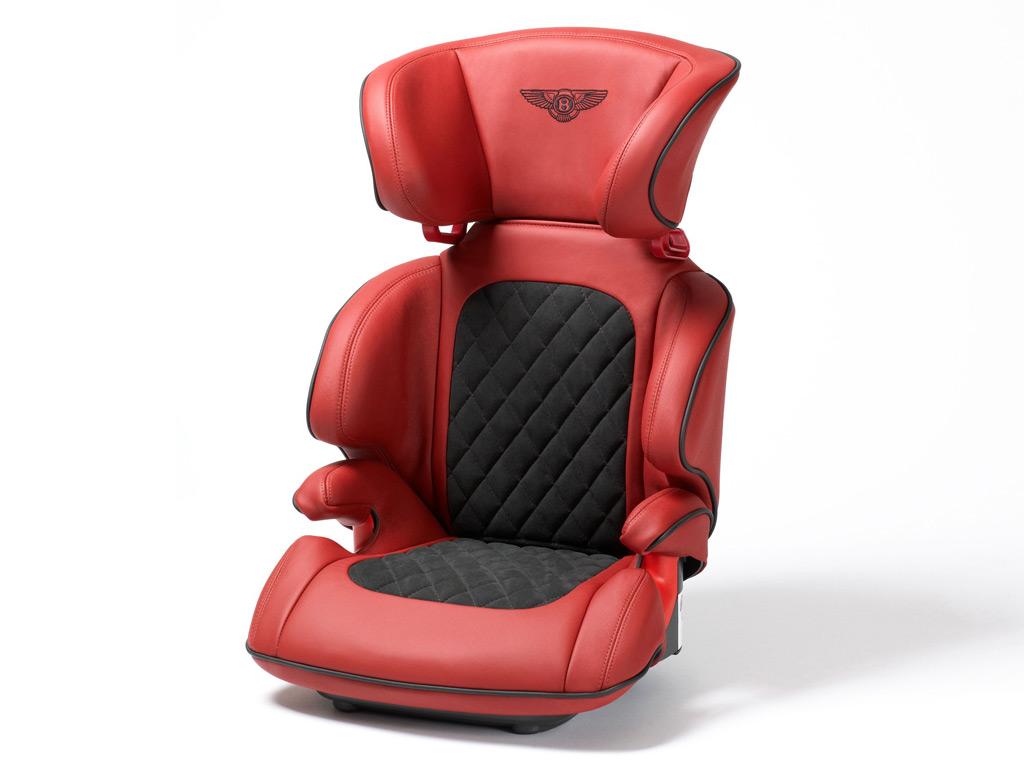 Bentley Launches New Accessories Range - Audi car seat