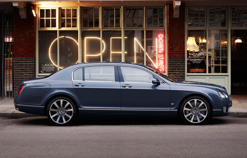 2012 Bentley Continental Flying Spur