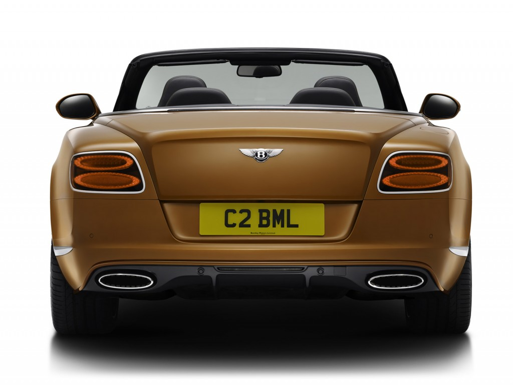 Image: 2015 Bentley Continental GT Speed Convertible, size: 1024 x ...