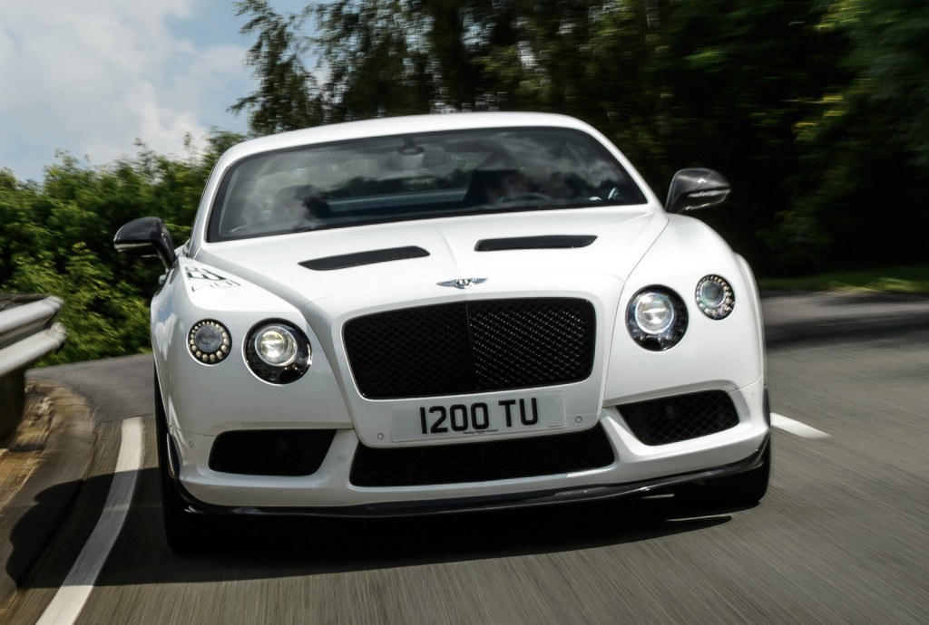 Bentley Continental GT3-R, 2014 Goodwood Festival of Speed