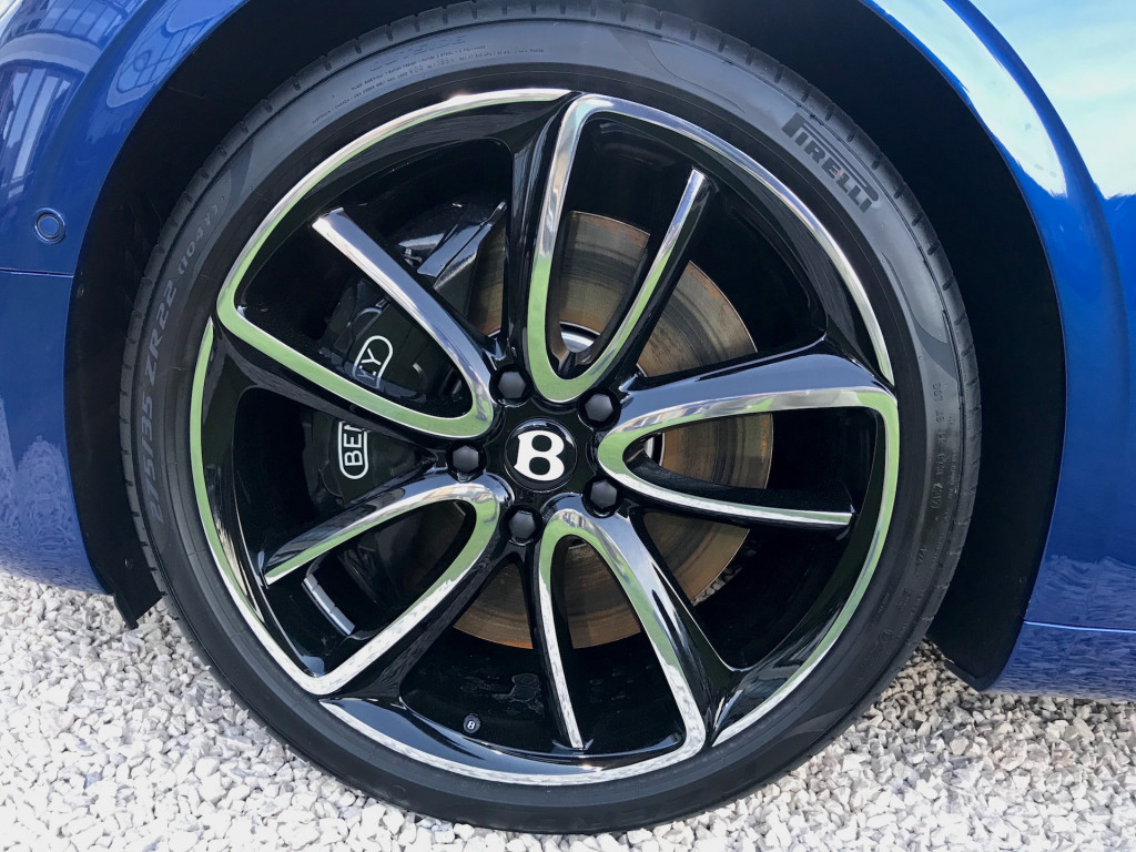 2019 Bentley Continental GT first drive review: the stuff of dreams