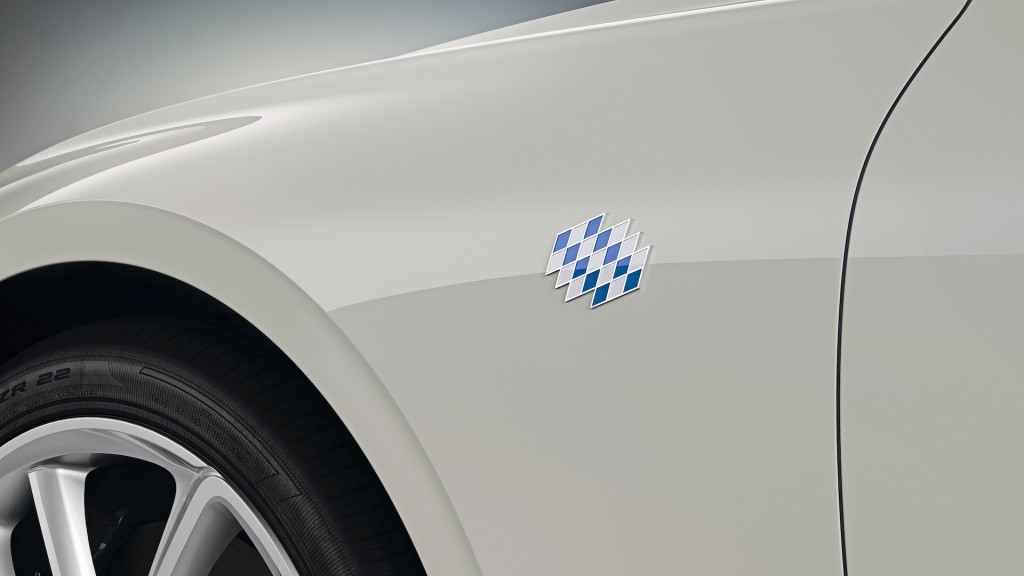 Bentley Continental GT convertible Bavaria special edition