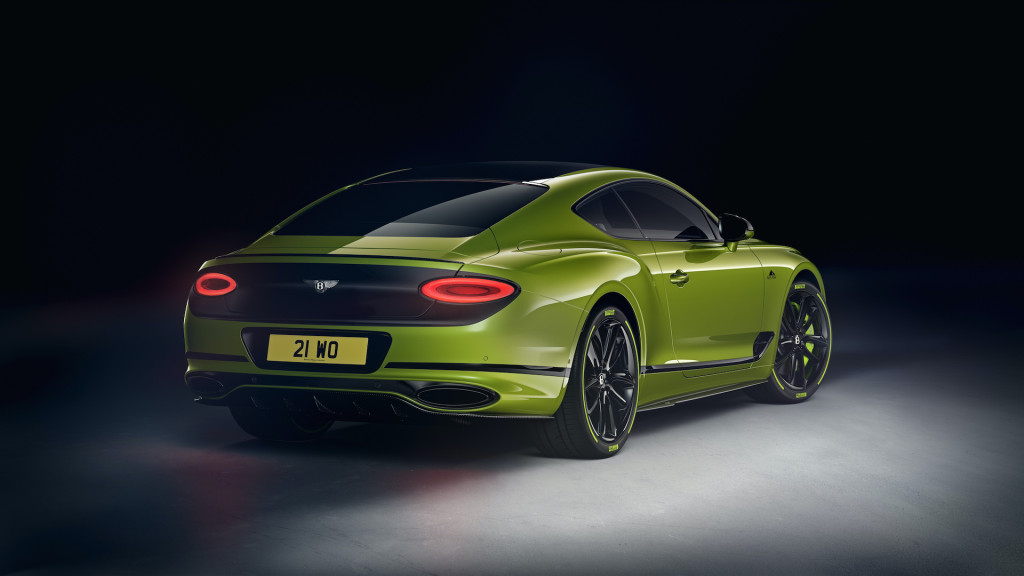 2019 Bentley Continental GT Pikes Peak Limited Edition