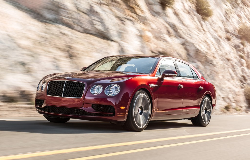 2018 bentley flying spur review ratings specs prices and photos the car connection. Black Bedroom Furniture Sets. Home Design Ideas