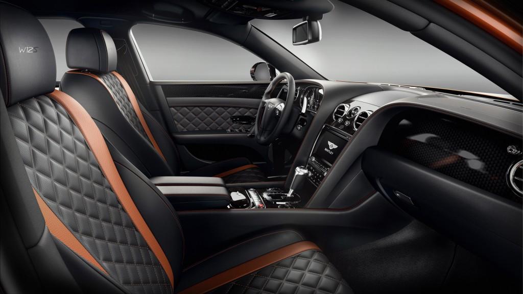 2017 Bentley Flying Spur W12 S