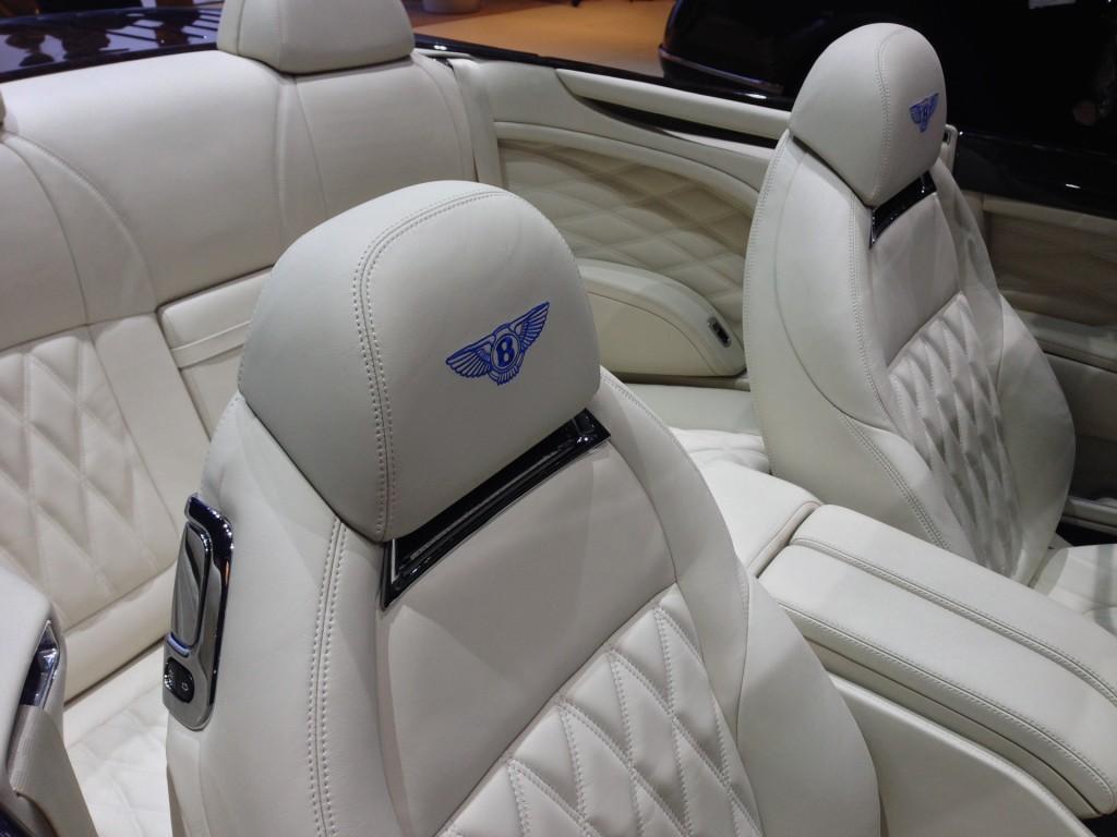 Image: Bentley Grand Convertible Concept - 2014 Los Angeles Auto ...