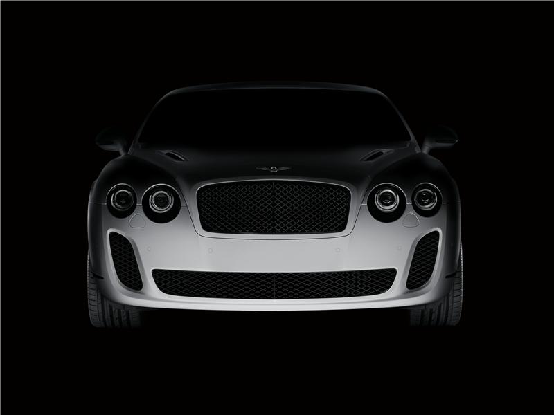 Bentley Supercar/Victoria