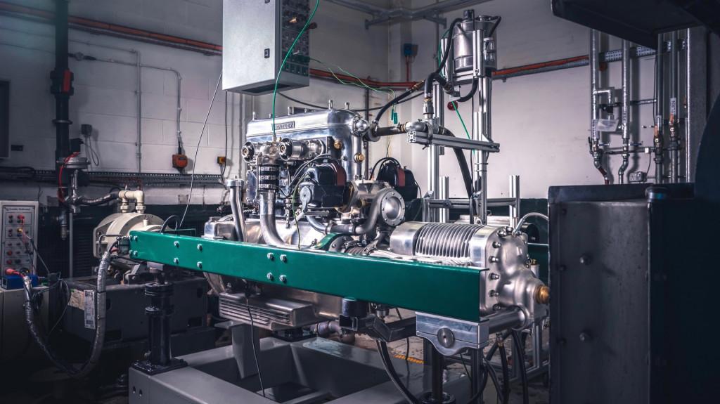 Bentley Team Blower continuation engine