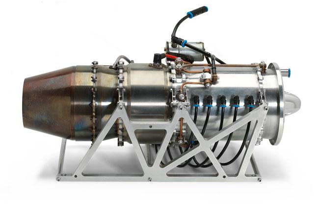 Image Bladon Jets Micro Turbine Size 650 X 423 Type