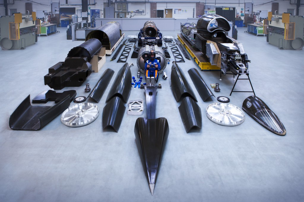 Bloodhound SSC land speed record attempt pushed back to late 2019