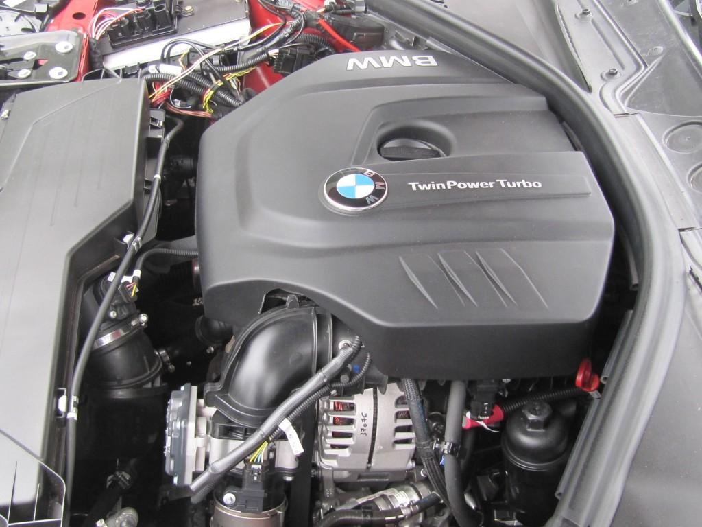 BMW's 1.5-Liter Three-Cylinder Engine: First Drive Of Test Car