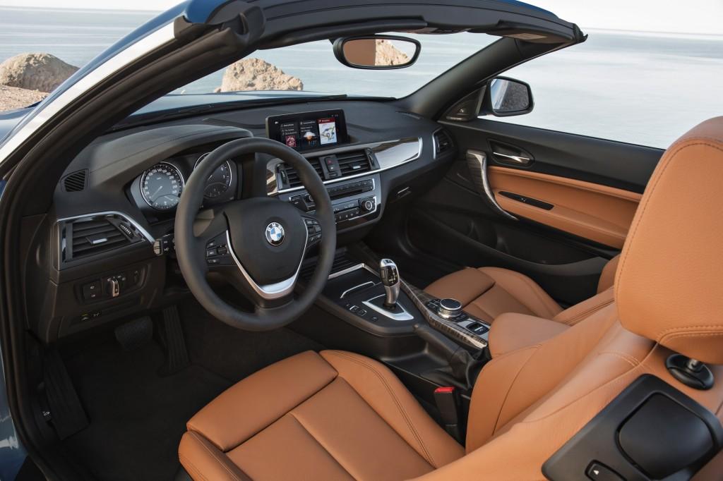 2018 BMW 2-Series Convertible