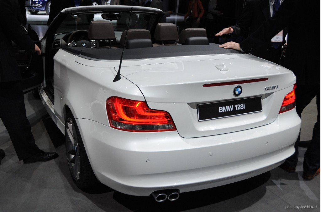 Image BMW I Convertible Limited Edition At Detroit Auto - 2013 bmw 318i