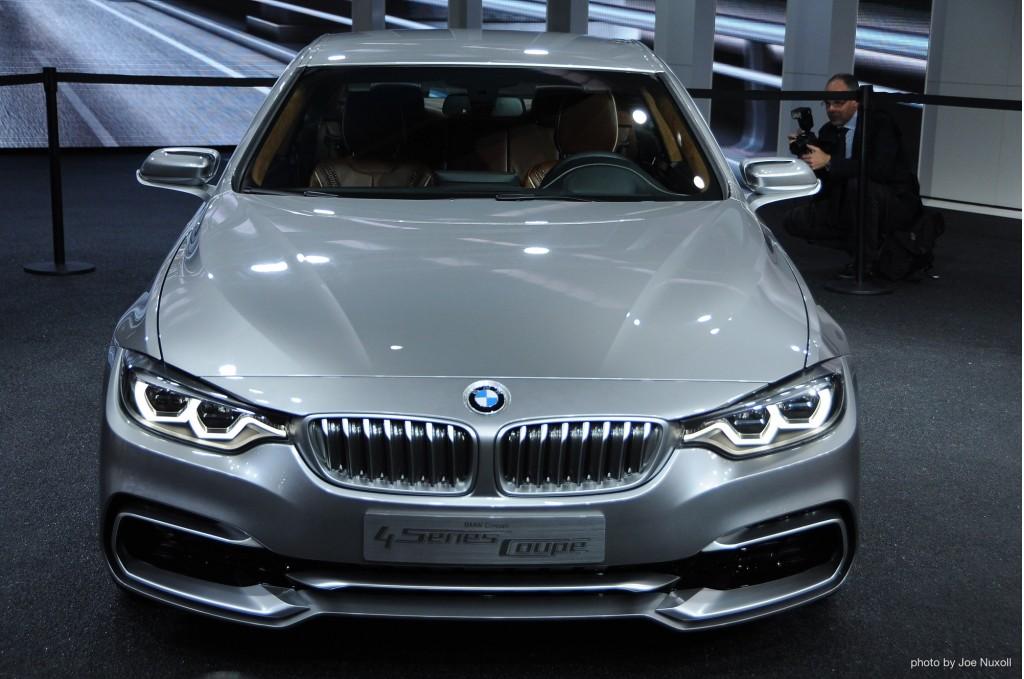 Image: BMW 4-Series Coupe Concept at 2013 Detroit Auto Show, size ...